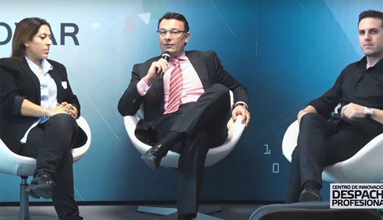 Rafael Ruiz Interviene en un debate sobre marca personal